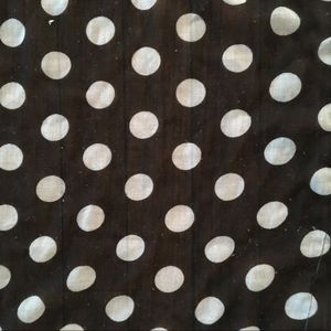 Justice Accessories - Girl's polka dot scarf
